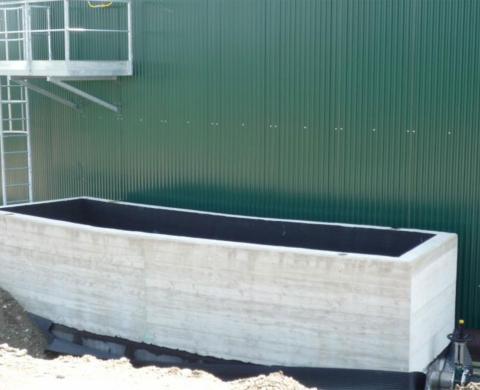 Produzione Vasche Prefabbricate