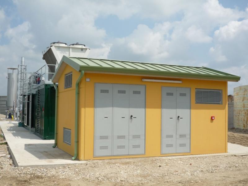 Produzione cabine elettriche