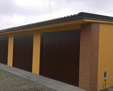 Produzione garage prefabbricati